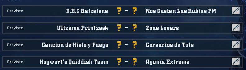 Campeonato Piel de Minotauro 12 - Grupo 2 - Jornada 5 hasta el 23 de Mayo Campeo63