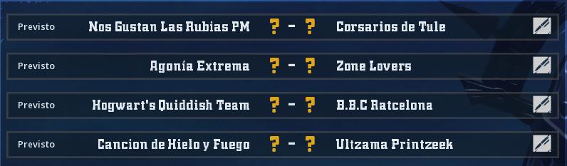 Campeonato Piel de Minotauro 12 - Grupo 2 - Jornada 6 hasta el 30 de Mayo Campeo68