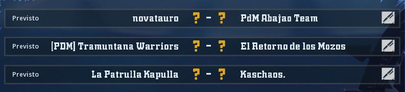 Campeonato Piel de Minotauro 12 - Grupo 5 - Jornada 5 hasta el 06 de Junio Campeo70