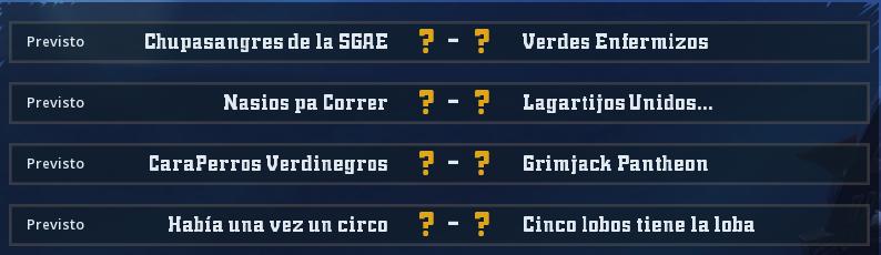 Campeonato Piel de Minotauro 12 - Grupo 4 - Jornada 7 hasta el 06 de Junio Campeo76