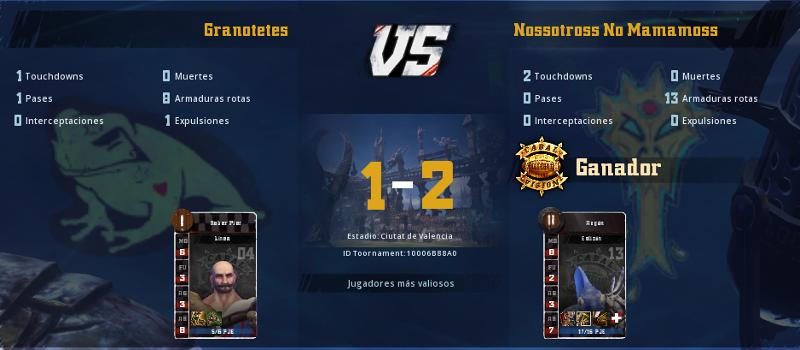 Campeonato Piel de Minotauro 9 - Playoff Octavos de final - hasta el domingo 8 de Diciembre Gr4n0t10