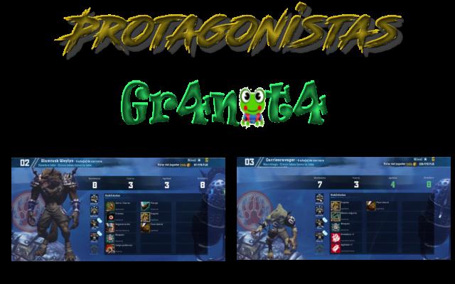 Campeonato Piel de Minotauro 11 - Playoff - Final hasta el 10 de Enero Gr4not10