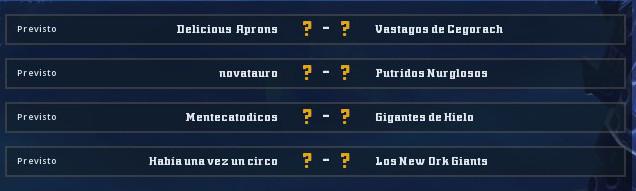 Campeonato Piel de Minotauro 9 - Grupo 2 / Jornada 3 - hasta el domingo 27 de octubre Grupo_10