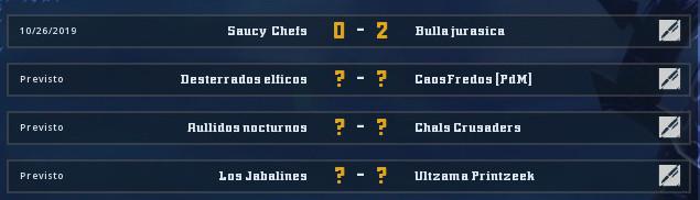 Campeonato Piel de Minotauro 9 - Grupo 3 / Jornada 4 - hasta el domingo 03 de Noviembre Grupo_13