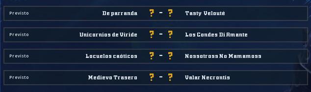 Campeonato Piel de Minotauro 9 - Grupo 4 / Jornada 4 - hasta el domingo 03 de Noviembre Grupo_14