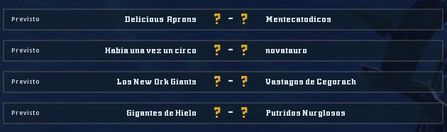 Campeonato Piel de Minotauro 9 - Grupo 2 / Jornada 7 - hasta el domingo 24 de Noviembre Grupo_19