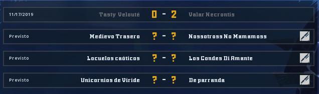 Campeonato Piel de Minotauro 9 - Grupo 4 / Jornada 7 - hasta el domingo 24 de Noviembre Grupo_21