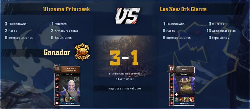 Campeonato Piel de Minotauro 9 - Playoff Octavos de final - hasta el domingo 8 de Diciembre Printz11