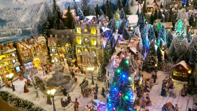Christmas village 2020 (mido) 20201214