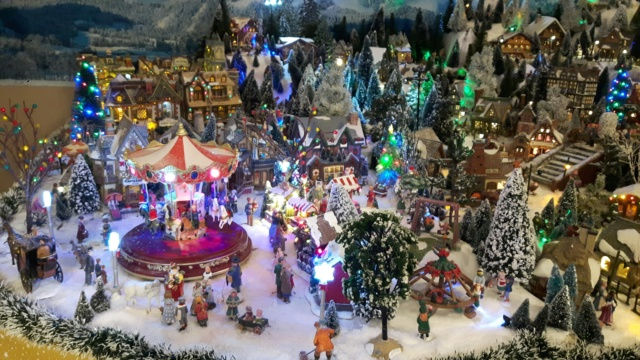 Christmas village 2020 (mido) 20201215
