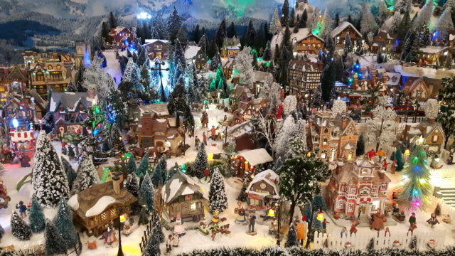 Christmas village 2020 (mido) 20201216