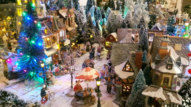 Christmas village 2020 (mido) 20201218