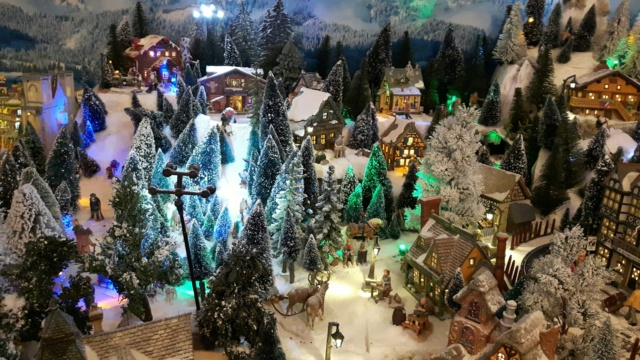 Christmas village 2020 (mido) 20201219