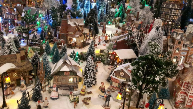 Christmas village 2020 (mido) 20201221