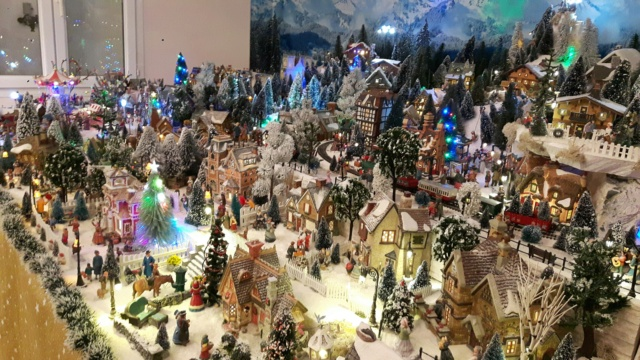 Christmas village 2020 (mido) 20201224