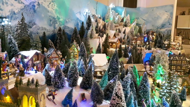Christmas village 2020 (mido) 20201226