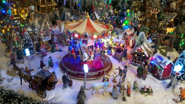 Christmas village 2020 (mido) 20201227