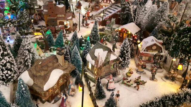 Christmas village 2020 (mido) 20201228