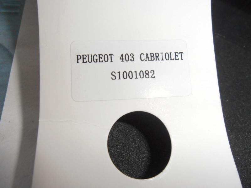 numéro 1 peugeot 403 cabriolet - Page 3 Pa300010