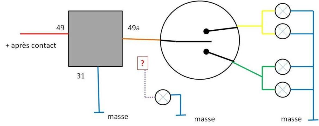 Electricité planche de bord 461 Image111