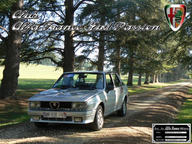 Alfa France Sud Passion - Alfa Romeo pour les alfistes du Sud.