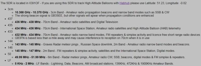 Recepteurs radios SDR (connectés à internet et controlables a distance) Captur11