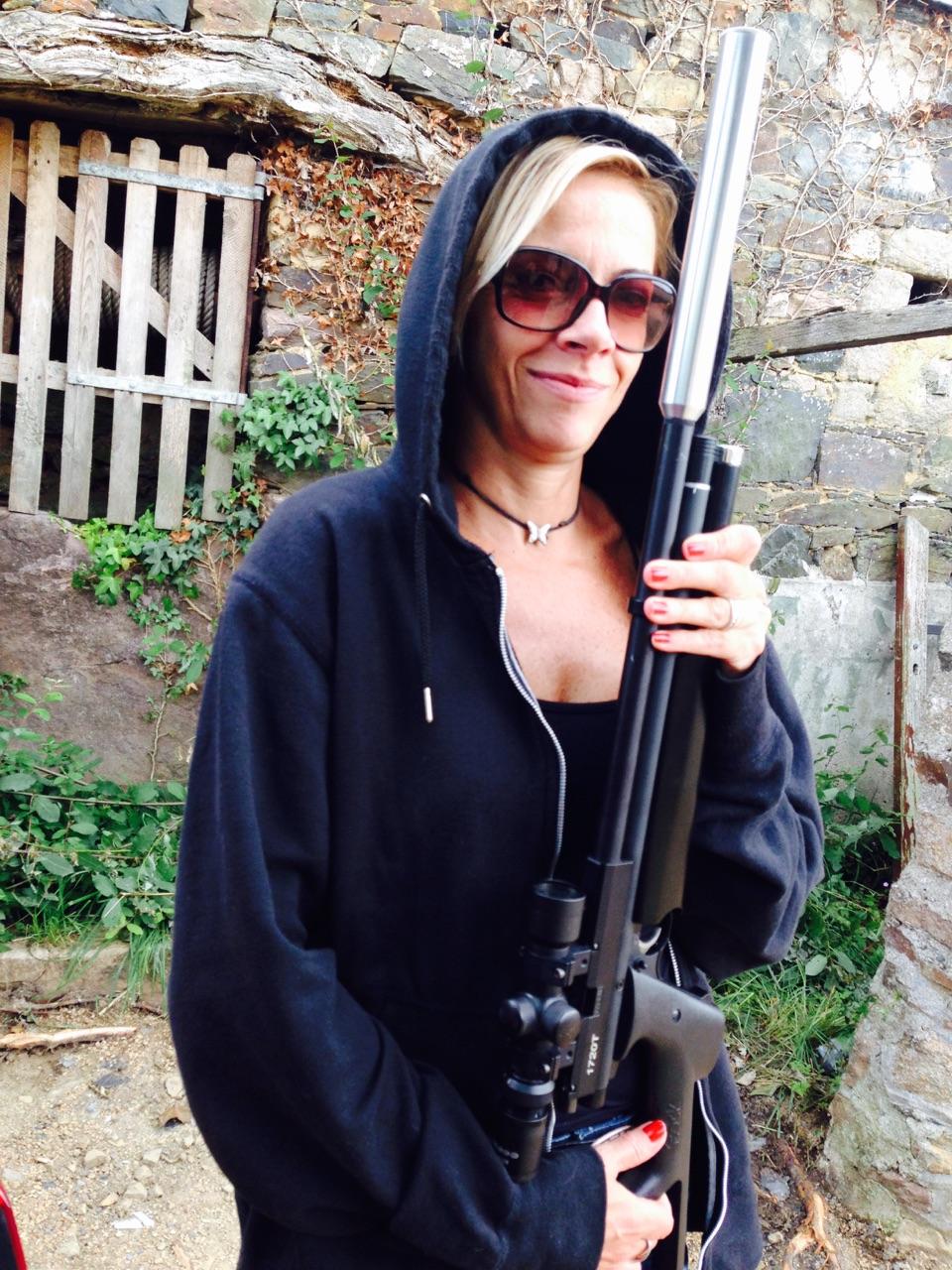 Mon pistolet benjamin Maraudeur  11893710