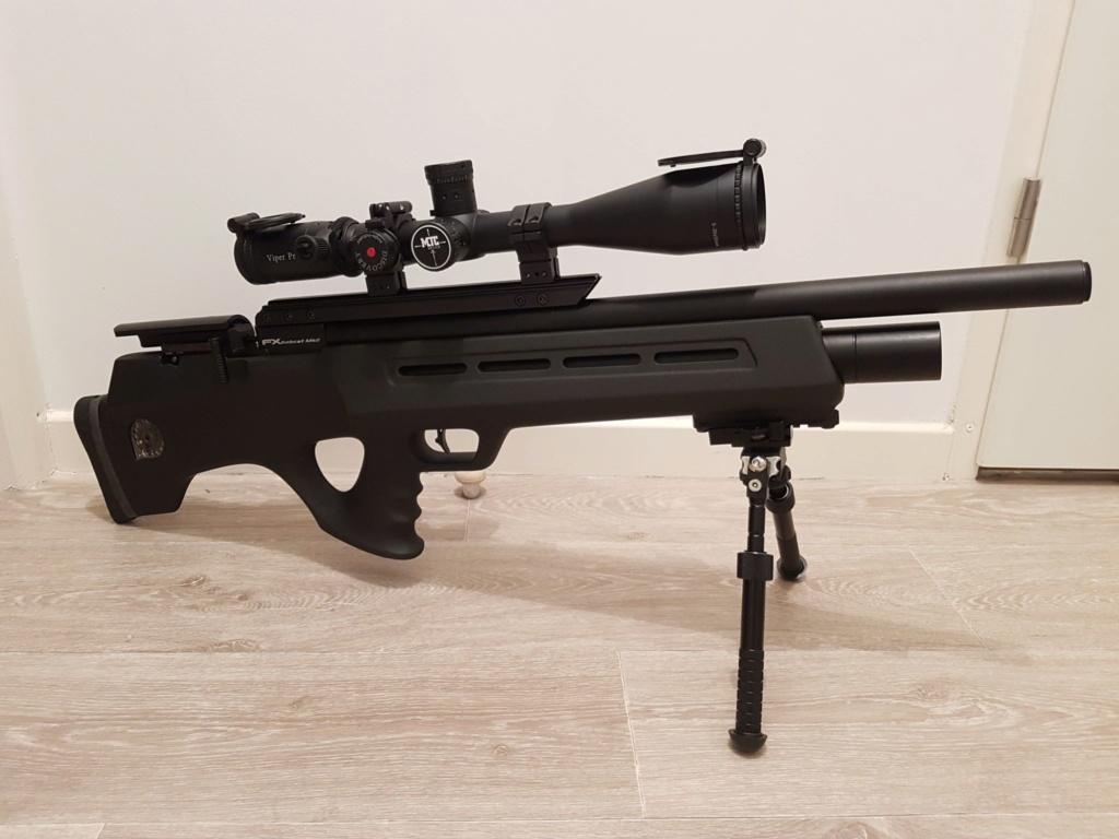 Fx Airguns Bobcat MKII 5.5mm - Page 2 Bobcat18