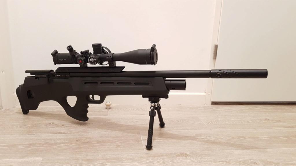 Fx Airguns Bobcat MKII 5.5mm - Page 2 Bobcat20