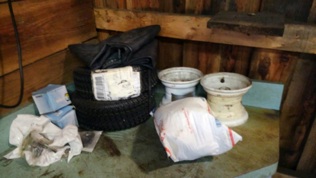 I have tuns of stuff I must sell. I am moving and dont wanna take it with me. Go kart/mower stuff 110