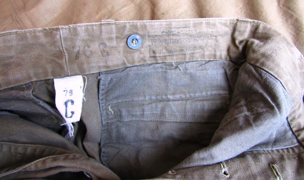 pantalon de saut mle 47 ESC - FEV 2 VENDU Img_7459