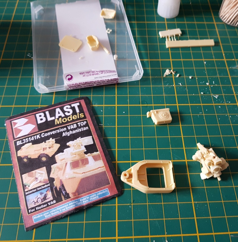 Vab TOP  au 1/35 (Blast Models) 20181123