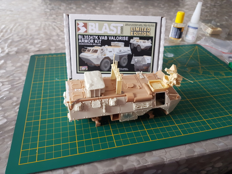 Vab TOP  au 1/35 (Blast Models) 20181131