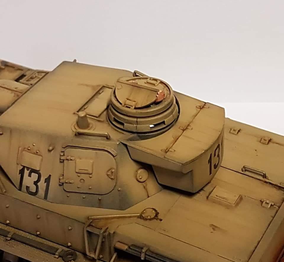 Panzer IV Ausf. D- Tamiya 1/35 (peinture) Fb_im109