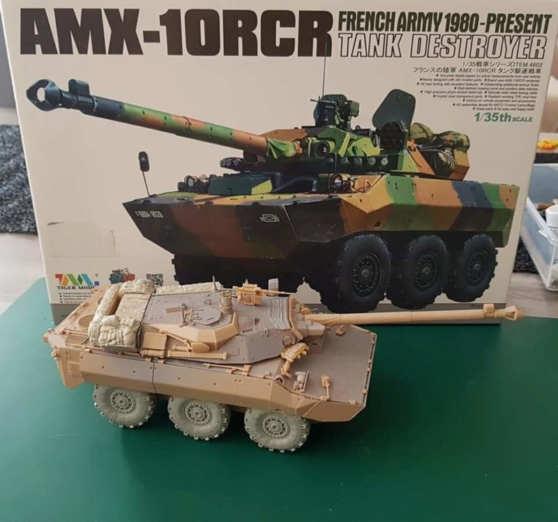 AMX 10 RCR au 1/35 ( Blast Model et Tiger Model ) Fb_img86