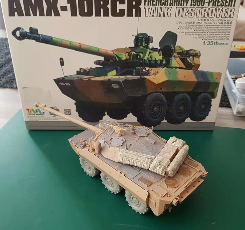 AMX 10 RCR au 1/35 ( Blast Model et Tiger Model ) Fb_img88