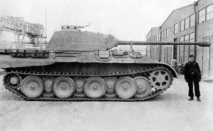 Eté 1944 un Panther  en Normandie -Tamiya- Verlinden- 1/35 Panthe10