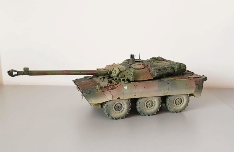 AMX 10 RCR au 1/35 ( Blast Model et Tiger Model ) Receiv11