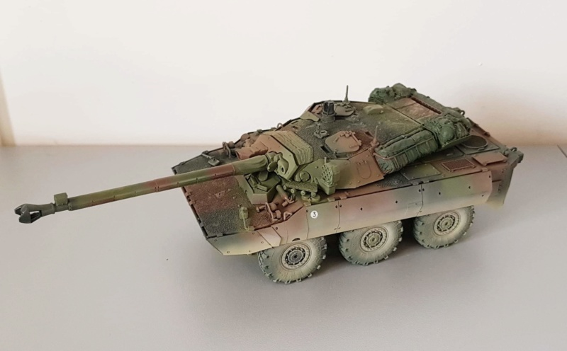 AMX 10 RCR au 1/35 ( Blast Model et Tiger Model ) Receiv12