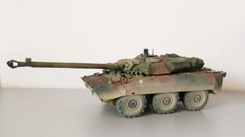 AMX 10 RCR au 1/35 ( Blast Model et Tiger Model ) Receiv14