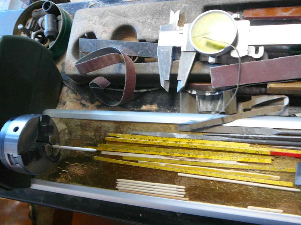 costruzione - Costruzione remi per scialuppa della San Felipe P1230418