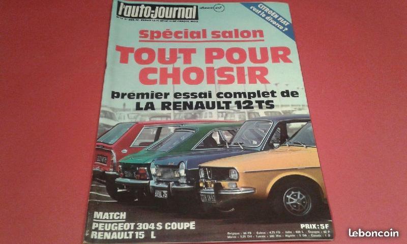 Vente de brochures, publicités, journaux .. - Page 14 04d60313