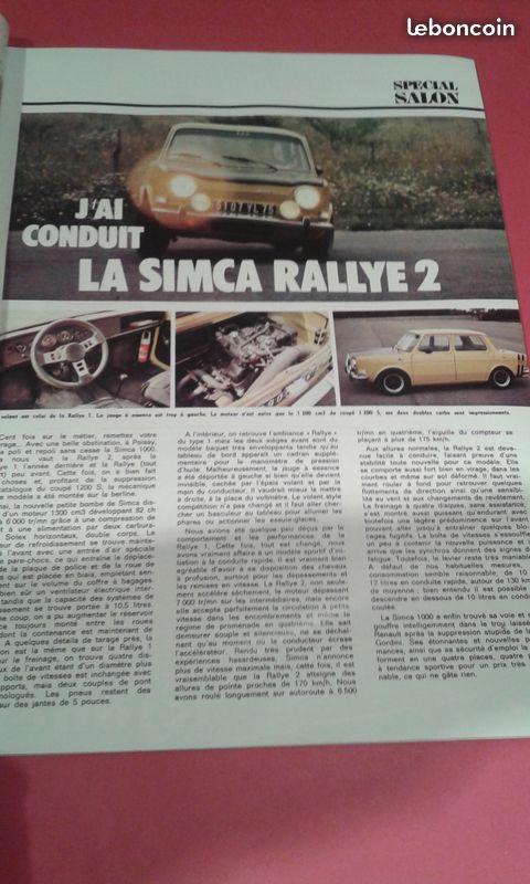 Vente de brochures, publicités, journaux .. - Page 2 0575fa11