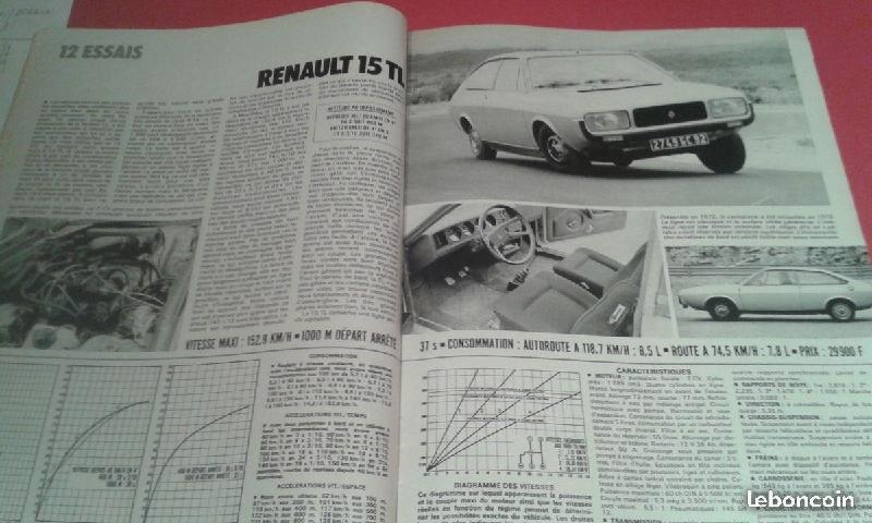 Vente de brochures, publicités, journaux .. - Page 3 116b8511