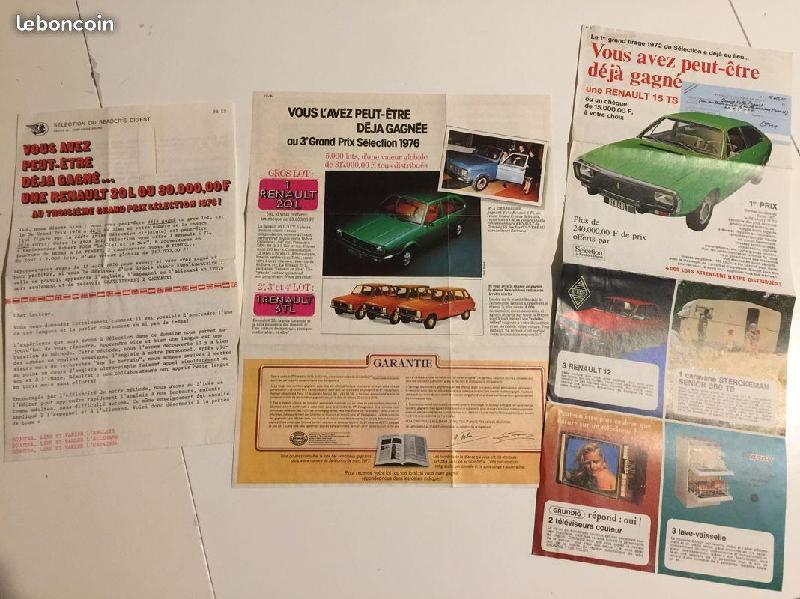 Vente de brochures, publicités, journaux .. - Page 32 274cb811