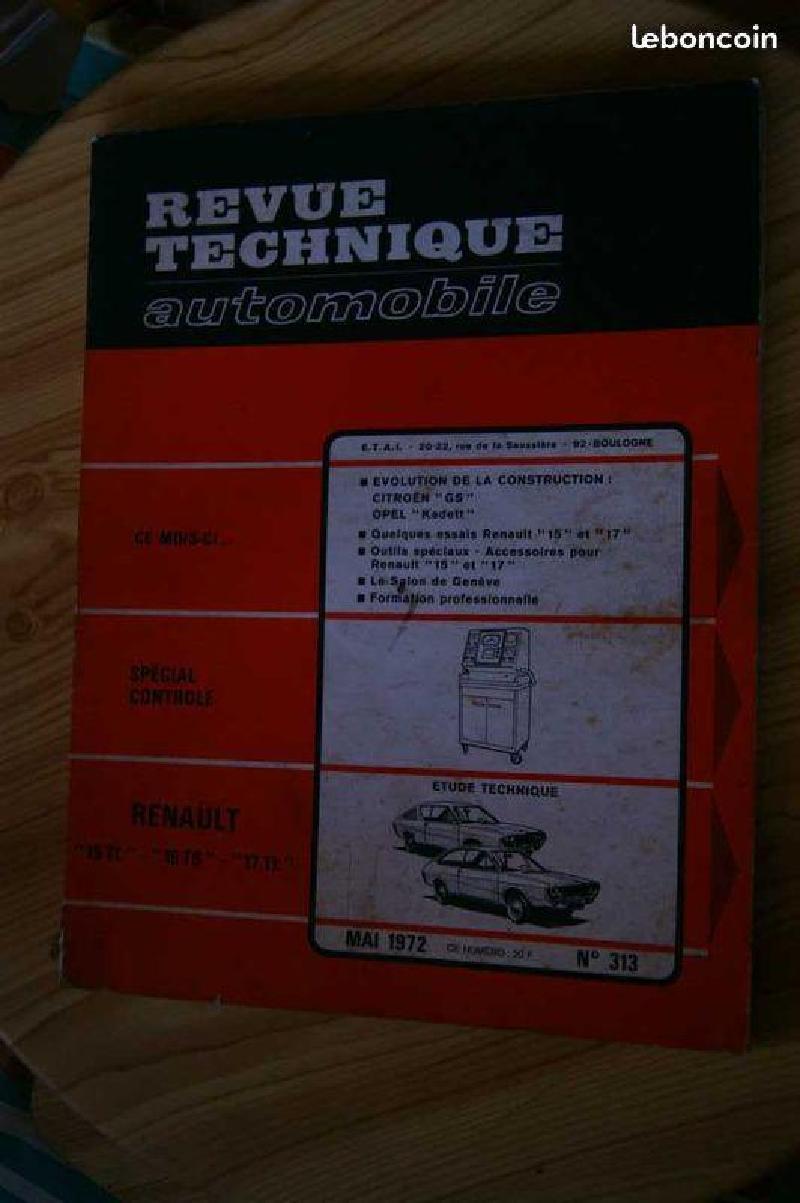Vente de documentation technique - Page 15 3ddc9610