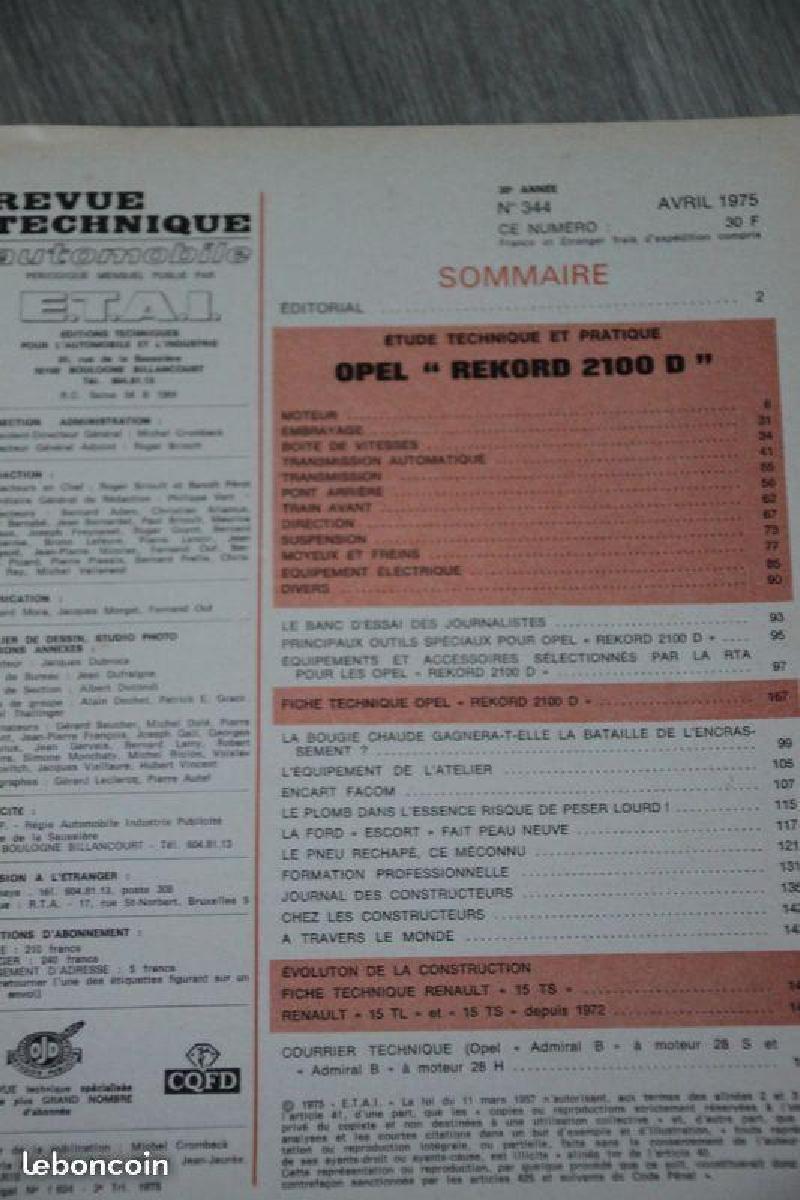 Vente de documentation technique - Page 15 4551e110