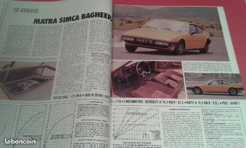 Vente de brochures, publicités, journaux .. A434bc10
