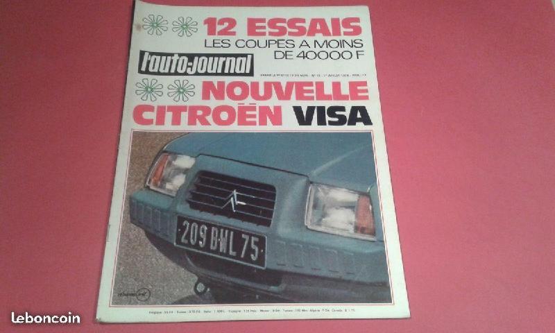 Vente de brochures, publicités, journaux .. E8253c10