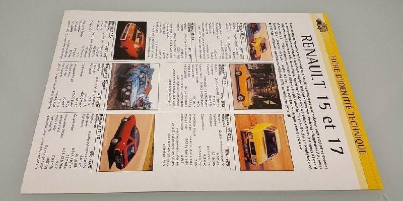 Vente de brochures, publicités, journaux .. - Page 26 S-l13463
